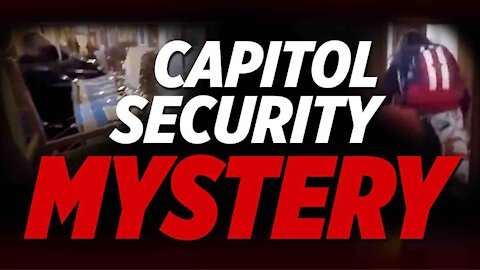 Why Was Capitol Security Loose on Jan 6? Trump Supporters Are Peaceful; GOP May Not Survive
