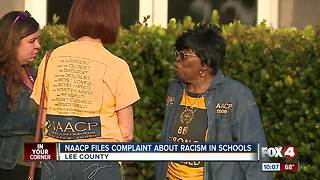 Lee County NAACP calls for change in school district - Video