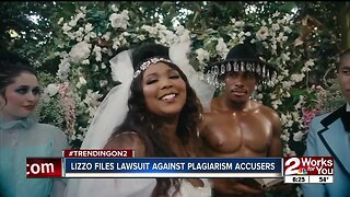 Lizzo Files Lawsuit Against Plagiarism Accusers