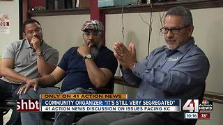 Barbershop talk: Discussion of crime, race, more — Part 2 - Video