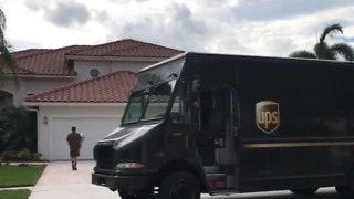 Keeping online deliveries safe from thieves - Video