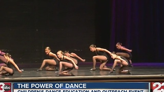 Fox Theater kids dance event - Video