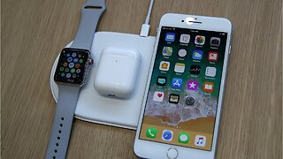 Apple's AirPower wireless charger is back
