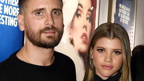 Sofia Richie Caught Crying After Intense Fight With Scott Disick
