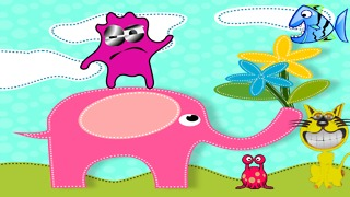 Learn colors for kids with animals , learn colors play doh