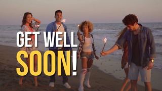 Get Well - Greeting 2 - Video