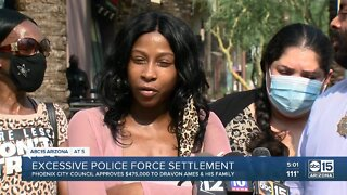 Excessive police force settlement