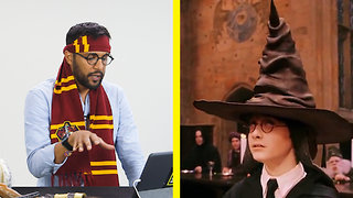 "These People Have Never Seen ""Harry Potter"" - Video"