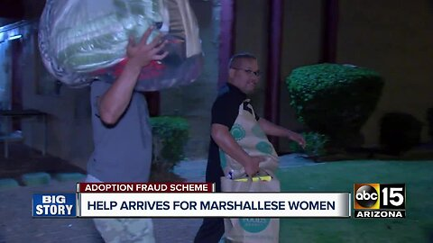 Help arrives for Marshallese women in the Valley