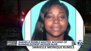 Detroit's Most Wanted: Shavelle Runels wanted for brutal murder of Detroit mom - Video