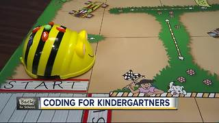 Coding for kindergartners? Pinellas County tykes are learning computer programming skills