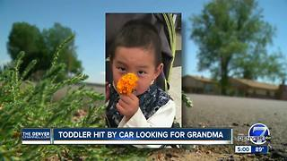 Suspect in fatal Adams County hit-and-run of 2-year-old comes forward