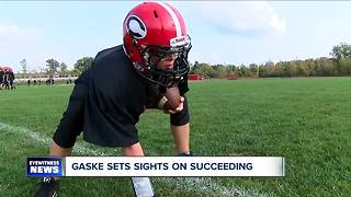 Ryan Gaske inspiring teammates - Video