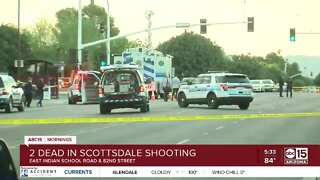 Deadly shooting in Scottsdale near 81st St. and Indian School Rd.