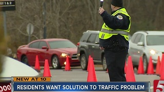 Residents Want Solution To Opry Mills Traffic Issues - Video