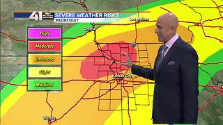 Gary Lezak Tuesday Evening Forecast Update 5 1 18 - Video