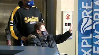 COVID-19 patient released after 43 days in ICU at Niagara Falls Memorial Medical Center