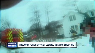 Body camera video released in deadly officer-involved shooting