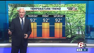 Child Care Centers Take Precautions In Scorching Heat - Video