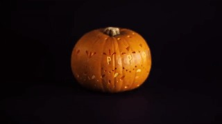 Halloween Animation Puts new Spin on Pumpkin Carving - Video