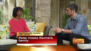 A first in Bachelorette history - Video