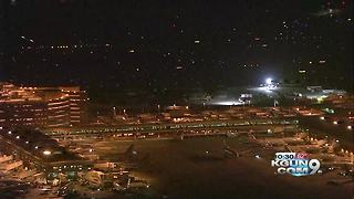 Sky Harbor returning to normal after police investigating suspicious package - Video