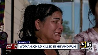 Family mourns after grandmother and grandson struck and killed in Phoenix