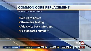 What should replace Common Core?
