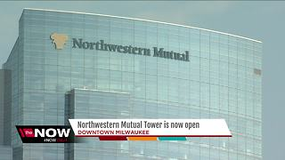 Northwestern Mutual Tower is now open - Video