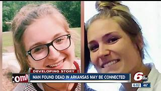 Man found dead in Arkansas may be connected to Indy double murder - Video