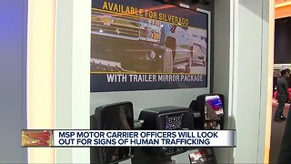 Michigan State Police joins multi-state initiative to fight human trafficking