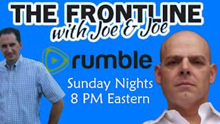Johnny Rotten: America is Collapsing Because of Joe Biden! | THE FRONTLINE with Joe & Joe