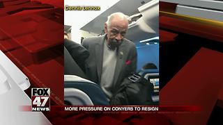 Attorney: John Conyers has no plans to resign - Video