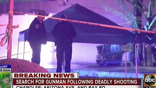 Chandler police investigating deadly shooting - Video