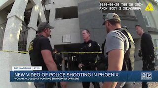 New video released of police shooting in Phoenix