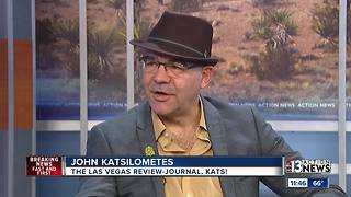 Local entertainment headlines with Johnny Kats for March 14 - Video