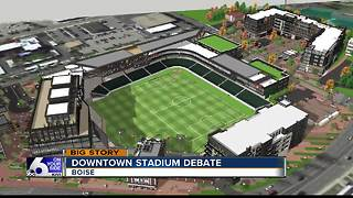 Second open house held for comment on Boise sports complex - Video