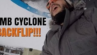 This Vlogger Explores the Great Outdoors During Bomb Cyclone - Video