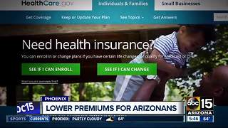 Most Obamacare enrollees could pay less for policies next year - Video