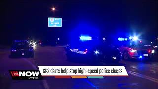 Could GPS darts aid in Northeast Ohio police chases? - Video