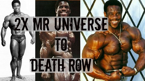 Bertil Fox- Two Time Mr. Universe To Death Row