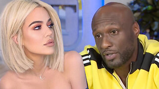 Lamar Odom REVEALS His Thoughts On Tristan Thompson As Khloe Kardashian Posts More Cryptic Messages