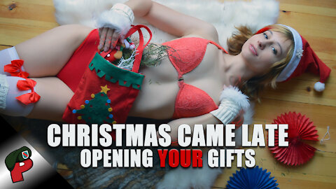 Christmas Comes Early: Opening Your Gifts | Live From The Lair