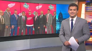Jeff Blashill supports Filip Zadina's confidence