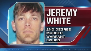 Manhunt underway for Jeremy White - Video