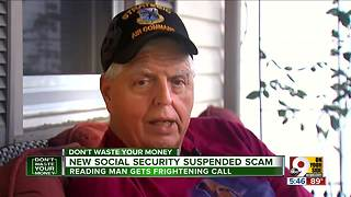 Beware new scam: 'You're Social Security has been suspended'