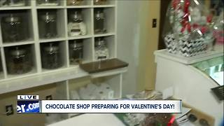Landies Candies navigates busiest time of the year! - Video