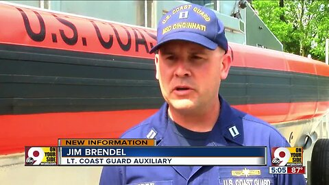 Coast guard reminds boaters to be safe this Memorial Day weekend