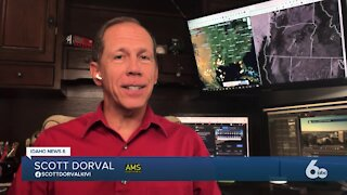 Scott Dorval's Idaho News 6 Forecast - Friday 9/4/20