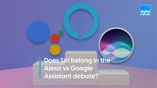 Does Siri belong in the Alexa vs Google Assistant debate?